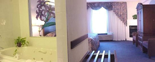 Rodeview Inn Fallsview-Jacuzzi suite