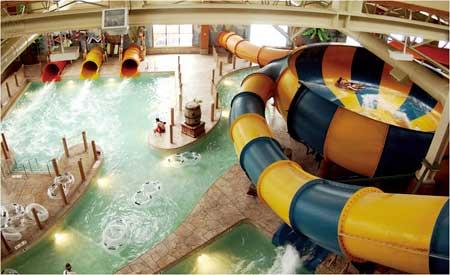 canada vortex - water park