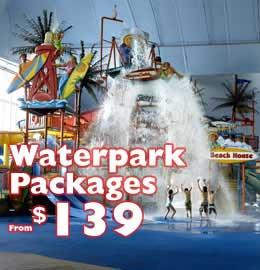 niagara falls water pard\k