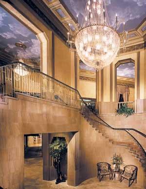 majestic hall