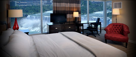 room with magnificant view