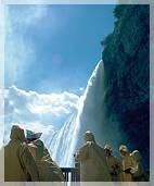 Journey Behind Falls