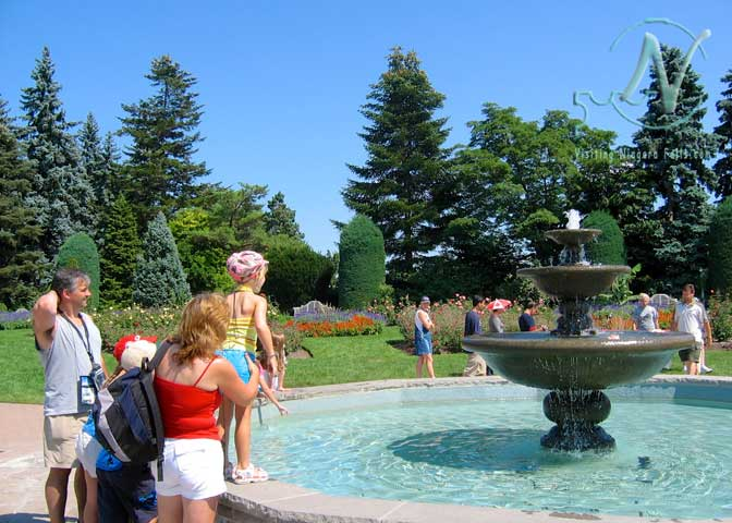Free Niagara Attraction - Niagara Botanical Gardens