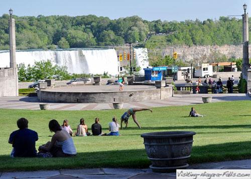 Niagara Falls Ontario Attractions