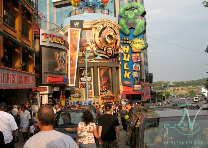 Clifton Hill - where the hustle and bustle is